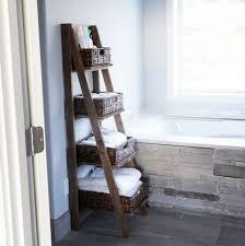 ana white wooden ladder shelf diy projects corner small oak desk wicker basket unit narrow storage shelves bunnings shelving glass work hanging wall las