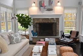 good neutral colors for a living room. living room with leather furniture and large fireplace good neutral colors for a
