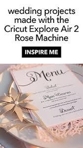 wedding decorations wedding decor & supplies joann Wedding Card Box Joanns cricut explore air 2 rose wedding projects Rustic Wedding Card Box