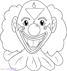 Pennywise The Clown Coloring Pages The Clown Coloring Pages Fresh