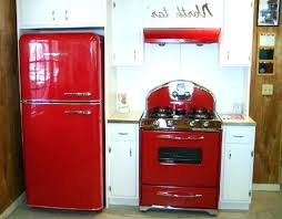 northstar fridge vintage looking stove new appliances retro fridge old style refrigerator kitchen small oven how