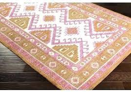 rose gold rug next
