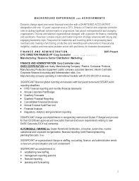 zzz resume summary cont gary b leonard . resume background summary