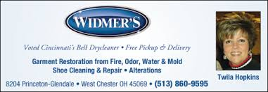 Christians In Business - Widmers Dry Cleaning - Details