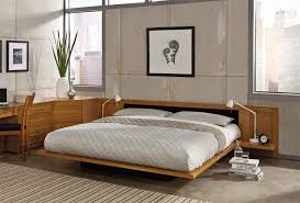 the mikado japanese platform bed and matching bedroom furniture