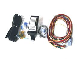 amazon com ultima complete wiring harness kit for harley davidson buy wiring harness for bristol compressor okc amazon com ultima complete wiring harness kit for harley davidson automotive