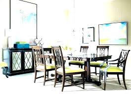 Dining Room Remodel Adorable Awesome Used Dining Room Sets Ethan Allen Table Round And Chairs