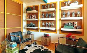 office wall shelves. Office Wall Display Shelves For Collection Shelf Idea Floating To