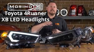 4runner Morimoto Fog Lights 2014 2018 4runner Morimoto Xb Led Review Headlight Revolution