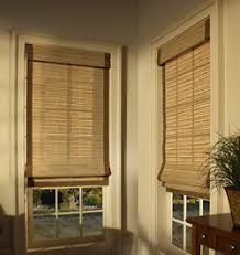 bamboo window blinds. Bamboo Blinds With Edge Binding Window