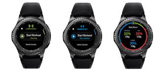 under armour watch. endomondo, map my run, and myfitnesspal apps are now available for gear s2 s3 - sammobile under armour watch