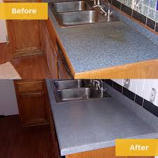 what will my refinished countertop surface look like