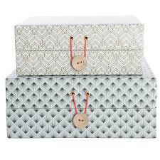 decorative storage box with lid  the creative decorative storage