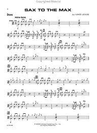 Inside The Big Band Drum Chart Buy Sheet Music Drum Jazz