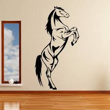 horse wall decals custom on wall art pictures of horses with horse wall decals custom design idea and decorations horse wall