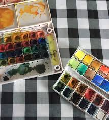 great watercolor sets for beginners