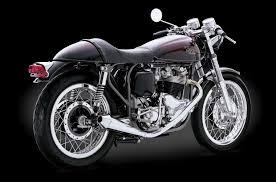 norton featherlastic motorcycle