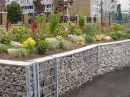 Small Picture 128 best Gabion Designs images on Pinterest Gabion wall Walls