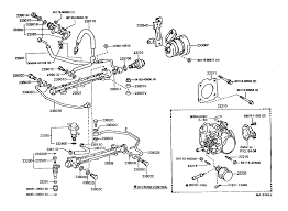 Parts region eur modification 9612 group 2211 on 1994 toyota 4runner body parts catalog 94 ford explorer vacuum line diagram
