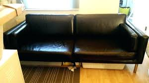 ikea black couch sofa bed black outstanding faux leather in throughout couches modern ikea black and ikea black couch