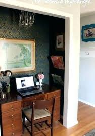 office in a closet ideas. Home Office Closet Ideas Desk Inspiring Exemplary Best Turned . In A
