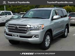 New Toyota Land Cruiser at Toyota of Fayetteville Serving NWA ...