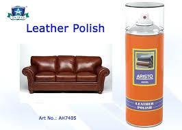leather sofa polish leather furniture polish black