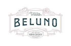Villa Logo Design Villa Beluno Iconic Collective