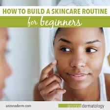 How to Build a Skincare Routine for Beginners