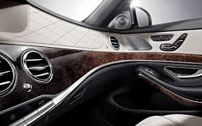 Passenger and trunk space are both limited, but. 2014 Mercedes Benz S Class Interior Aims To Please Most Of Your Senses
