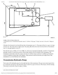 informacion general del tren de fuerza del cat 910f 25 33 26