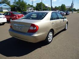 Used 2004 Toyota Camry XLE in Caplan - Used inventory - Toyota ...