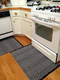 Black Kitchen Rugs Top Photo Of Rug Black And White Kitchen Rugs Interior  Accessories Black And . Black Kitchen Rugs ...