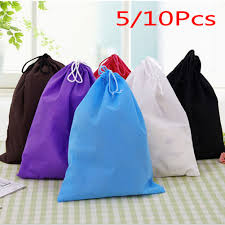 <b>Hot Portable</b> Non-woven Shoes Bag Travel Storage Pouch ...