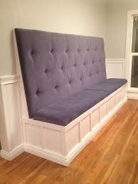 dining room banquette diy. upholstery dining room banquette diy