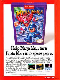Mega Man 3 Damage Chart Freznos Raving Rants May 2014