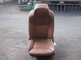 front left driver seat saddle brown nevada leather oem bmw x6 e71 2008 14 pacific motors