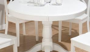 glass furniture round table diameter dimension sets chairs ashley white modern and extendable for dining outdoor