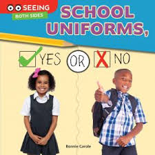 pros and cons of school uniforms lovetoknow school uniforms yes or no