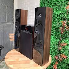 Dàn karaoke gia đình - Dàn âm thanh khủng kết nối Tivi , iphone, ipad,  smartphone Hát karaoke - loa vi tính cỡ lớn âm thanh Hifi siêu Bass có kết  nối