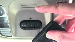 program craftsman garage door remote program car garage door opener without remote program gm garage door