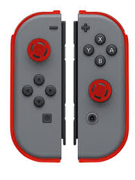 <b>Накладки Nintendo Switch Joy Con Armor</b> Guards 2 Pack Red 500 ...