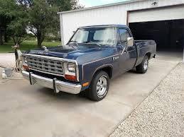 1982 dodge pickup