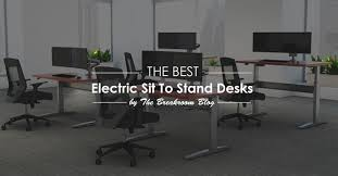 the best electric standing desk reviews for 2018
