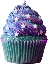 Hd Galaxy Cupcakes Square Png Picture Galaxy Cupcakes Free