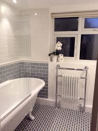 white bathroom tiles. Modren Bathroom Wtf Got Told U Could Only Put A Screen On Drop In Bathlooks Like  This Would Work Fine To Me Intended White Bathroom Tiles