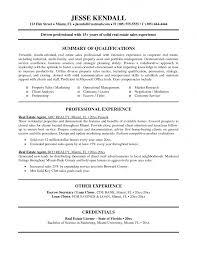job resume commercial real estate broker resume samples job resume real estate broker resume pdf commercial real estate broker resume samples