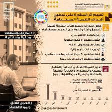 التخطيط» تستعرض تقريرًا حول قياس أثر مبادرة «حياة كريمة» - جريدة المال