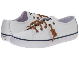leather sneakers size 1 5 m 1 upc 044212037461 product image for sperry top sider kids seacoast little kid
