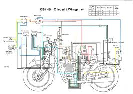 xs650 wiring diagram xs650 automotive wiring diagram schematic xs650 71 xs1b wiring diagram thexscafe on xs650 wiring diagram